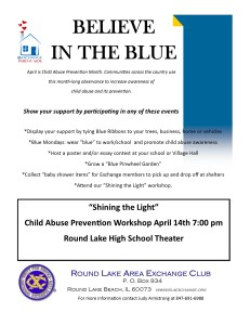 Exchange Believe in the Blue Flyer